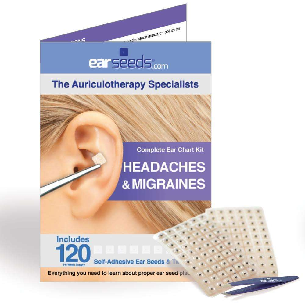 Ear Seeds Provide Natural Relief for Migraines